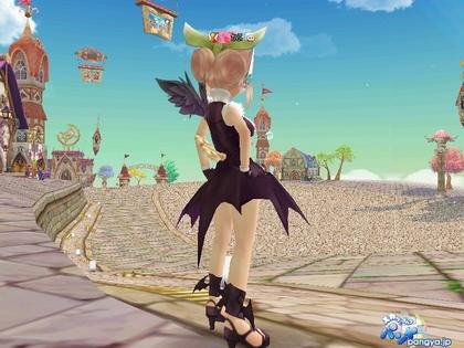 ルーシアの黒天使の翼 後